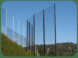 Golf Netting | Redden Net Custom Nets | Langley BC