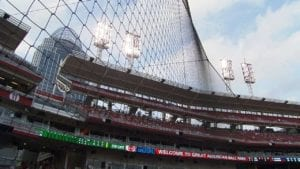 Baseball Safety Netting